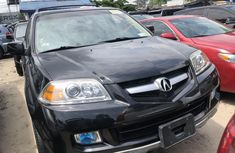 2005 Acura MDX Black Foreign Used SUV for Sale