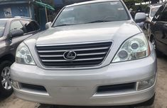 Used Lexus GX470 SUV for Sale 2005 Tokunbo