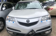 2012 Acura MDX Silver Tokunbo for Sale in Apapa
