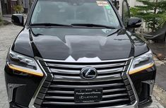 Super Clean Foreign used 2017 Lexus LX