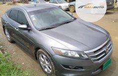 Neat Nigerian used Honda Accord CrossTour 2012 EX-L Gray