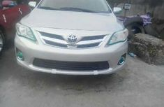 Clean Foreign used Toyota Corolla 2011