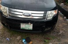Properly maintained Nigerian used 2009 Ford Edge