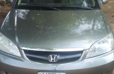 Nigerian Used Honda Civic 1.7 CTDi Sport 2004 Gray