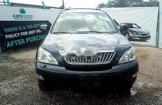 Neat Nigerian used 2008 Lexus RX