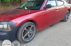 Foreign Used Dodge Charger SRT8 2008 Red