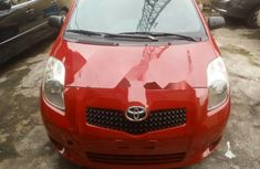 Very Clean Nigerian used Toyota Yaris 2007