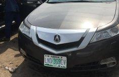 Nigerian Used  Acura TL 2009 Automatic SH-AWD Gray