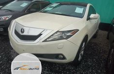 Foreign Used Acura RDX 2010 White