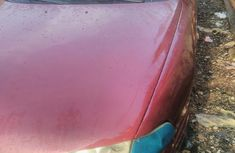 Nigerian Used Mazda 626 1994 Red