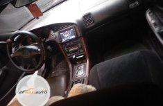 Nigerian Used Acura TL 2000 Black