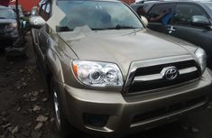 Neat Foreign used 2007 Toyota 4-Runner