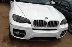 Foreign Used BMW X6 2011 Model White
