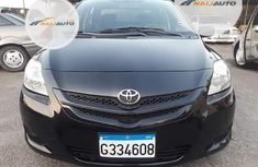 Foreign Used Toyota Yaris 2002 1.4 Black