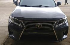 Foreign Used Lexus RX 350 2010 Gray