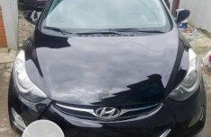Foreign Used Hyundai Elantra GLS 2012 Model Black