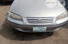 Nigerian Used Toyota Camry 1999 Gold