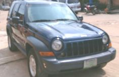 Clean Nigerian used Jeep Liberty 2005