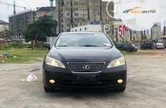 Very Clean Foreign used Lexus ES 2008 350 Silver
