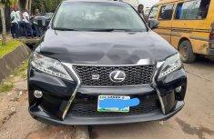 Super Clean Nigerian used 2014 Lexus RX