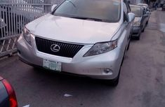 Properly maintained Nigerian used 2010 Lexus RX