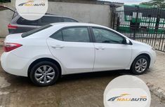 Foreign Used Toyota Corolla 2014 White
