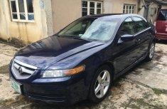 Neat Nigerian used Acura TL 2005