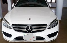 Nigerian Used Mercedes-Benz C400 2016 White