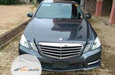 Very Clean Foreign used Mercedes-Benz E350 2012 Gray