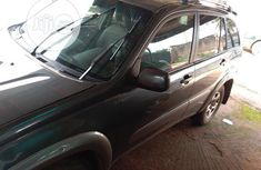 Nigerian Used Toyota RAV4 2004 Automatic
