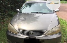 Very Clean Nigerian used Toyota Camry 2005 Gray