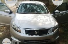 Foreign Used Honda Accord 2009 2.0i Automatic Silver