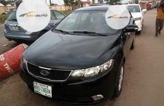 Nigeria Used Kia Cerato 2005 Model Black