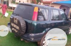 Nigerian Used Honda CR-V 1999 Green