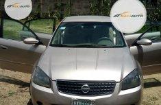 dNigerian Used Nissan Altima 2005 2.5 SL Gold