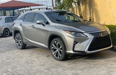 Super Clean Foreign used Lexus RX 2017