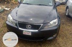 Nigeria Used Lexus IS 250 2008 Model Black