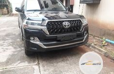 Very Clean Foreign used Toyota Land Cruiser 2019 Black