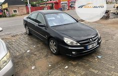 Foreign Used Peugeot 607 2008 Model Black