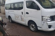 Clean Foreign used Nissan Urvan 2010