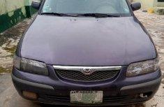 Nigerian Used Mazda 626 1999 Wagon Purple