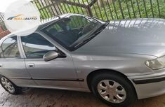Foreign Used Peugeot 406 2004 Model Silver
