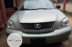 Very Clean Foreign used Lexus RX 2008 Gray