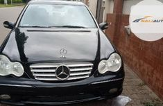 Very Clean Foreign used Mercedes-Benz C230 2016 Black