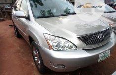 Nigeria Used Lexus RX 330 2006 Model Silver