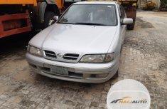 Nigerian Used Nissan Primera 2000 Silver