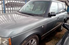 Super Clean Foreign used 2005 Land Rover Range Rover Vogue
