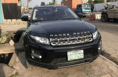 Affordable & well maintained Nigerian used 2013 Land Rover Range Rover Evoque