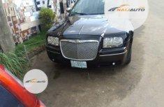 Nigeria Used Chrysler 300C 2006 Model Black