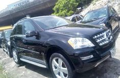 Very Clean Foreign used Mercedes-Benz ML350 2011